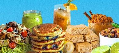 Healthy Recipe Database: Delicious, Healthy Recipes!