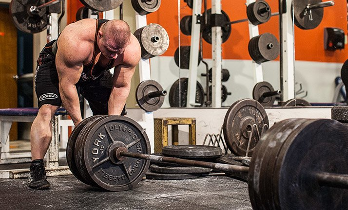 Reverse-Pyramid For Size And Strength