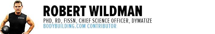 Robert Wildman, PhD, RD, FISSN