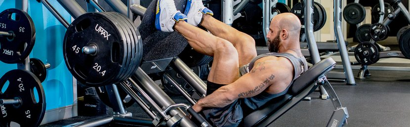Ronnie Milo's MVP Leg Workout