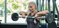 Samantha Leete's Shoulder-Sculpting Workout