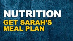 Sarah's Nutrition Program