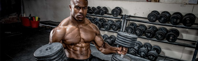 Simeon Panda's 6 Rules Of Muscle Growth