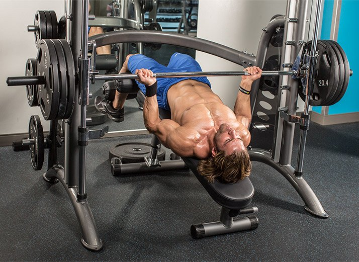 How Lots Does The Secure Weigh On The Smith Machine