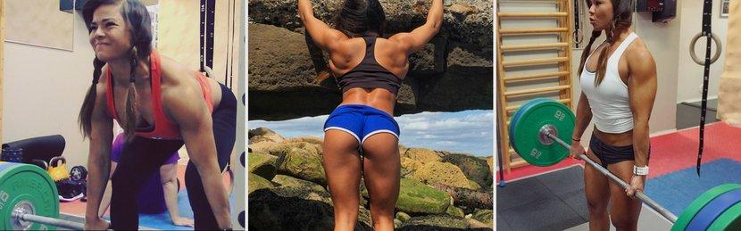Sophie Arvebrink's Max-Strength Deadlift Workout