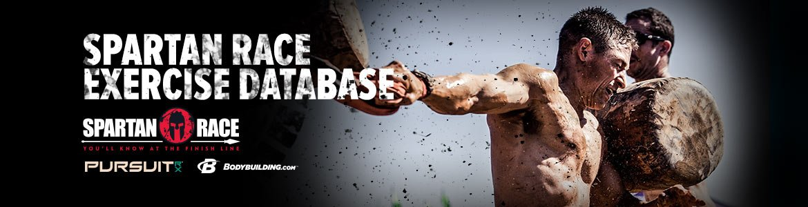 Spartan Race Exercise Database