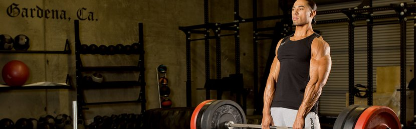 Strength First: Ditch The BOSU Ball For The Barbell