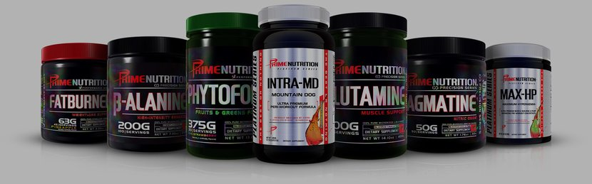 Supplement Company Of The Month: Prime Nutrition