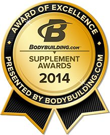 Bodybuilding.com Supplement Awards 2014 - Winners