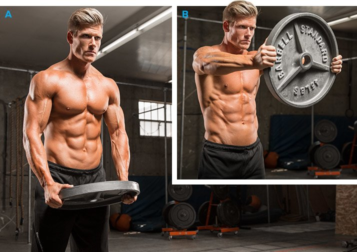 Taking FST-7 Training Program For A Test Drive - Part 3: Shoulders And
