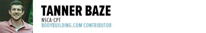 Tanner Baze, NSCA-CPT
