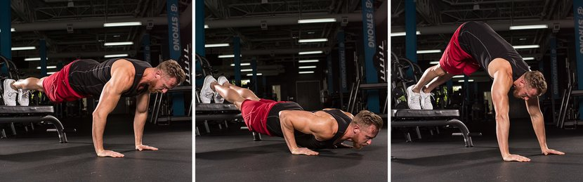 12 Challenging Bodyweight Exercises You Have To Try!