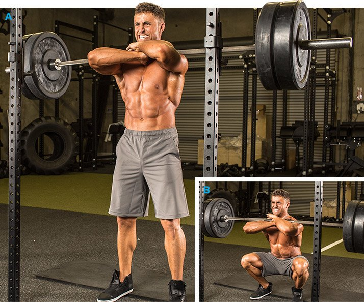 The Best Muscle-Building Exercises For Every Body Part!