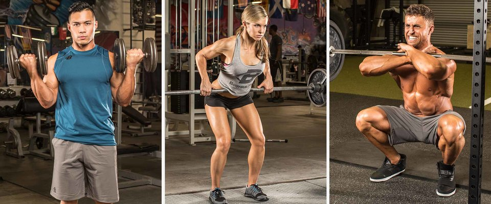 The Best Muscle Building Exercises For Every Body Part Bodybuilding Com
