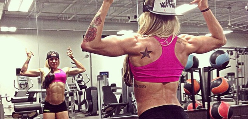 Ashley Hoffmann S Best Workout For Building A Sculpted Back