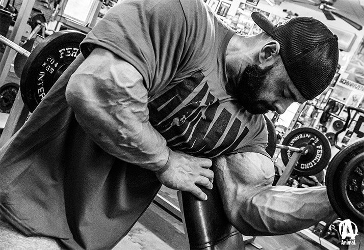 The Guns Of Wrath Frank Mcgrath S Biceps And Forearms Smoker