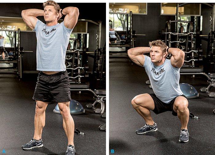 Prison Workout: The Jailhouse Strong Routine | Bodybuilding.com