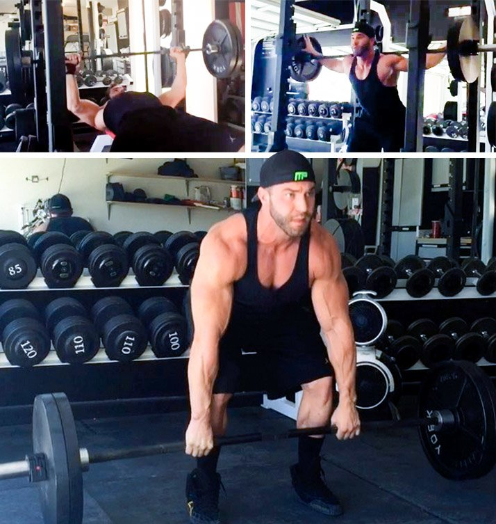 Attractive How To Bench 225 Part - 13: Itu0027s Focused Around The Three Big Lifts: Squat, Bench, And Deadlift. You  Can Perform It In Any Gym With A Rack, A Bench, A Bar, And Management That  Doesnu0027t ...