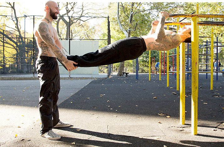 The Perfect Partner Bodyweight Workout