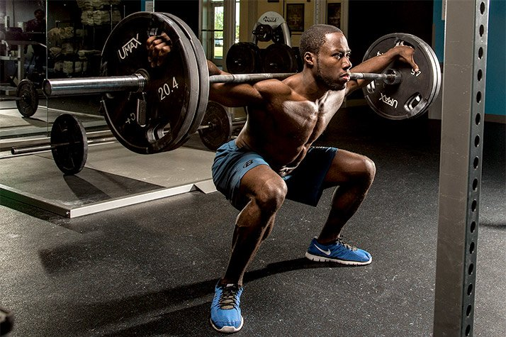 The Wheel Deal: 2 Workouts To Build Bigger, Stronger Legs