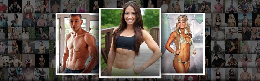 Bodybuilding.com's Top 12 Body Transformations Of 2012