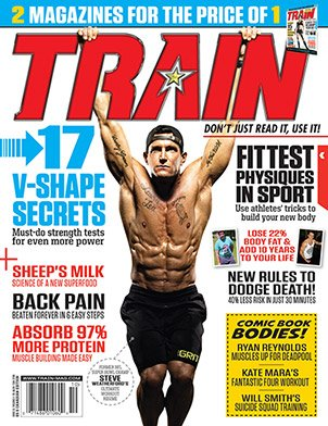 October Train Magazine