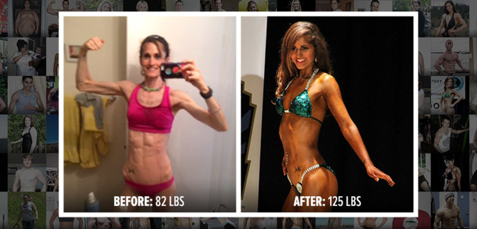 From Eating Disorder To Bikini Competitor In 5 Months!