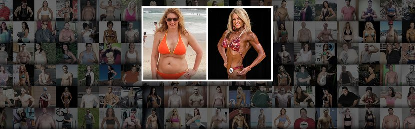 The 40-Something Who Lost 40 Pounds In 10 Months!