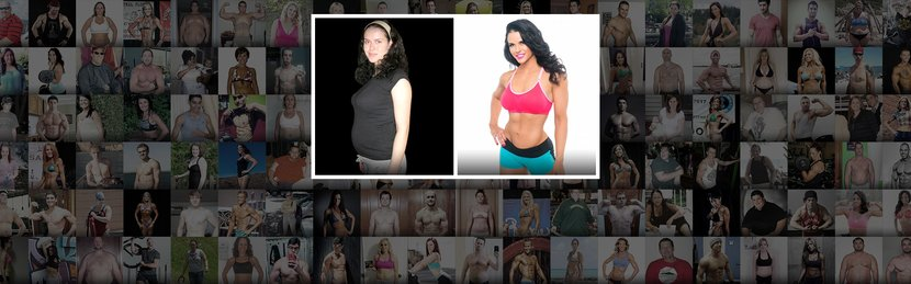 Sil Learned To Lift And Dropped 20% Body Fat!