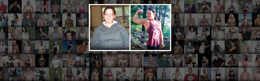 Stephanie Conquered Personal Trauma With Fitness!