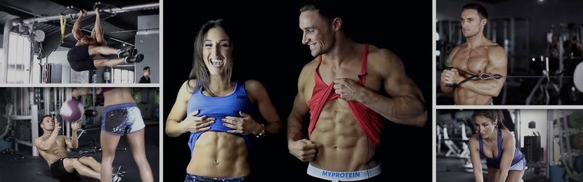 Try These 8 Unusual Ab Exercises!