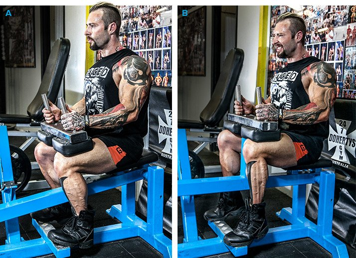 Calf Workout: Turn Your Calves Into Bulls With Kris Gethin