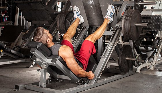 Leg Presses are a great compound exercise for quads. I enjoy it because it isolates the quads while also works glutes and hamstrings to some degree.