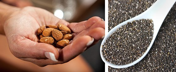 If you are someone who happens to actively looking to build muscle, and requires that higher calorie surplus, you can simply add larger doses of nuts and seeds into the plan to help boost your calories and healthy fat.