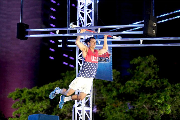 What It Takes To Become An American Ninja Warrior