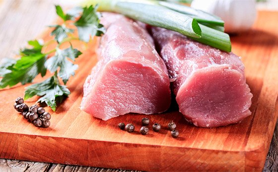 Cuts from the lion are relatively lean and packed with protein.
