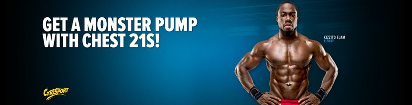 Workout Finishing Moves: Chest 21s For A Monster Pump!