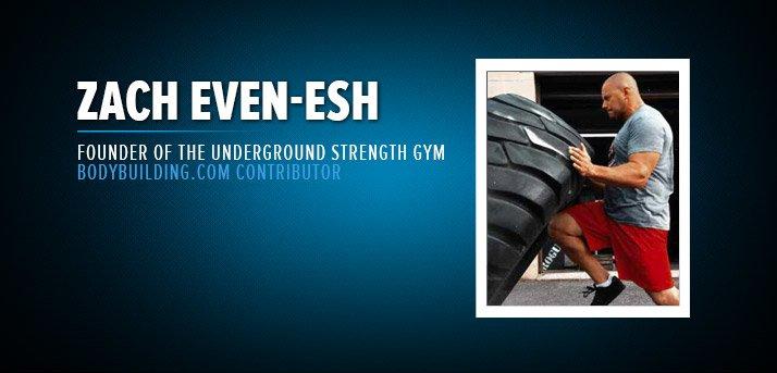 Zach Even-Esh
