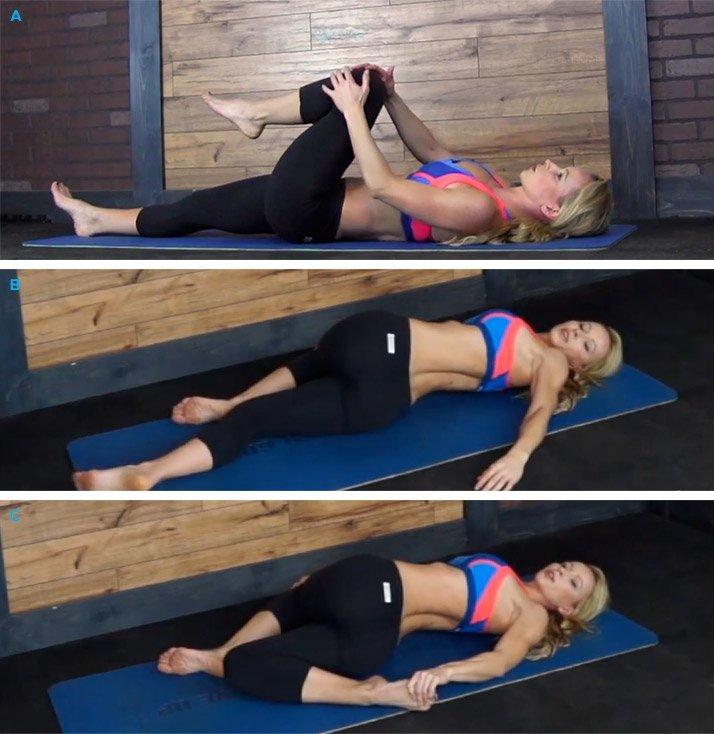 Zuzka Light S 9 Move Post Workout Stretching Routine