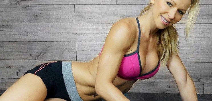 Zuzka Light's 9-Move Post-Workout Stretching Routine - Bodybuilding.com
