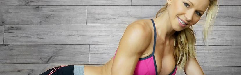 Zuzka Light's 9-Move Post-Workout Stretching Routine