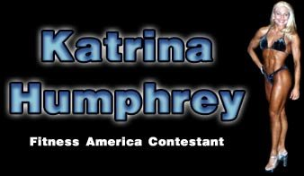 BodyBuilding.com Writer: Katrina Humphrey - Fitness Expert!