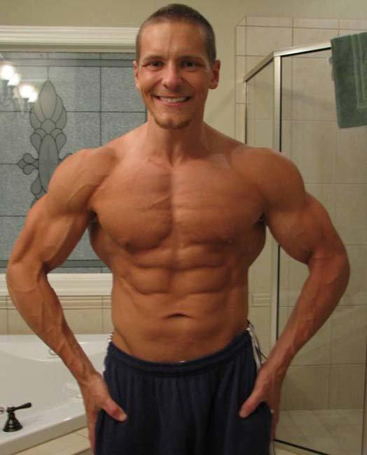 Marc Lobliner's Bodybuilding Journey - Lobliner Gets Shredded!