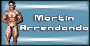 Martin Arrendondo