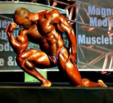 Resultado de imagem para Darrem Charles Muscletime