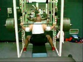 600 Pound Squat