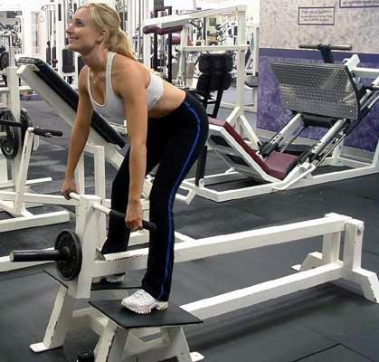 row machine alternative