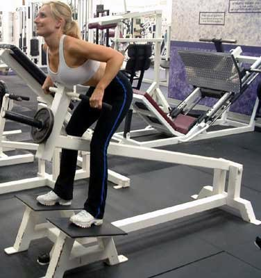 Exercise Of The Week Rows Using Barbells Amp Machines