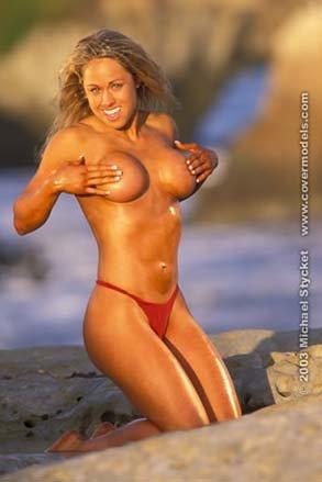 Monica Starr Nude