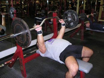 Exercise Of The Week Flat Barbell Bench Press